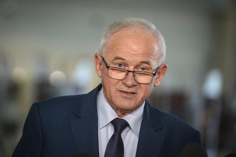 Minister energii Krzysztof Tchórzewski /Zbyszek Kaczmarek/REPORTER /Reporter