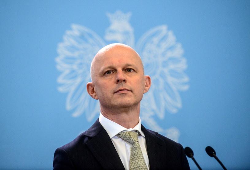 Minister finanasów Paweł Szałamacha /Jakub Kamiński   /PAP
