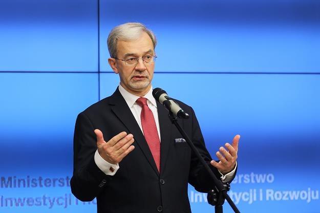 Minister finansów, inwestycji i rozwoju Jerzy Kwiecińsk /PAP