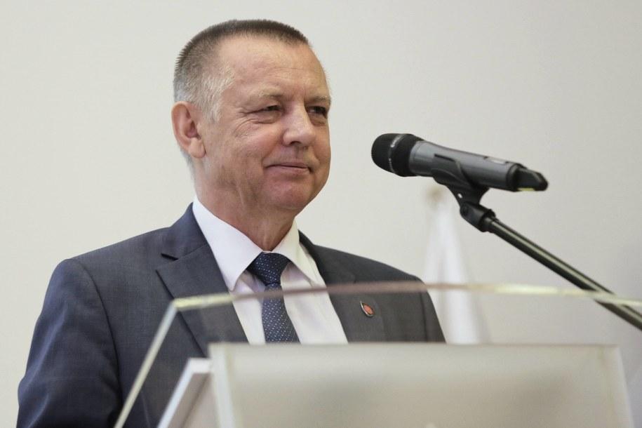 Minister finansów Marian Banaś /Wojciech Olkuśnik /PAP