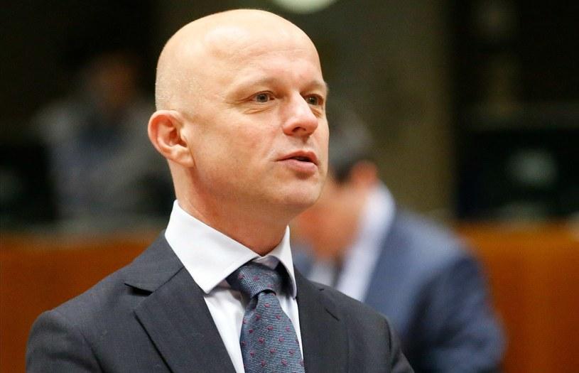 Minister finansów Paweł Szałamacha /PAP/EPA