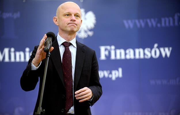 Minister finansów Paweł Szałamacha /PAP