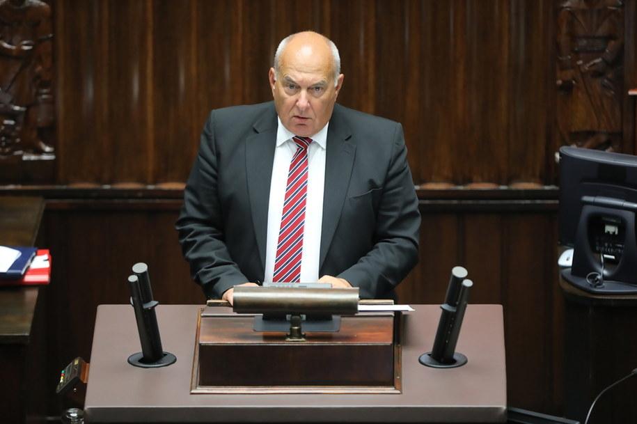 Minister finansów Tadeusz Kościński /Wojciech Olkuśnik /PAP