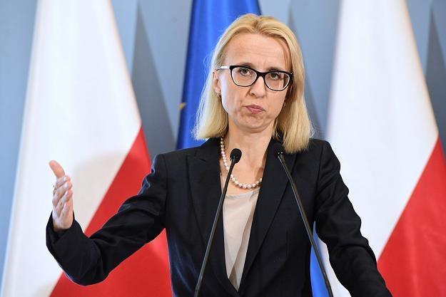 Minister finansów Teresa Czerwińska /PAP