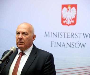 Minister finansów wyklucza podwyżkę podatków