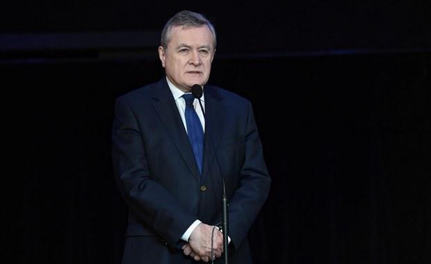 Minister Gliński odpowiada organizatorom festiwali