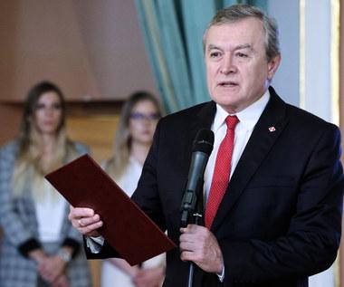 """Minister Gliński: """"Zimna wojna"""" jest dobrym kandydatem do Oscara"""