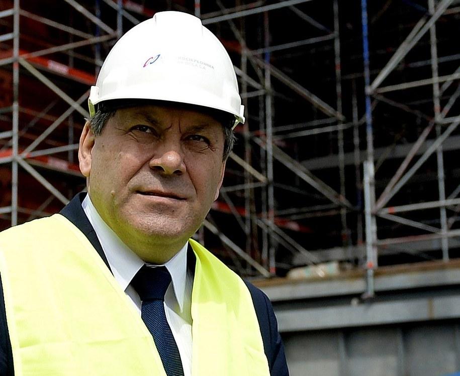 Minister gospodarki Janusz Piechociński w Stalowej Woli /Darek Delmanowicz /PAP