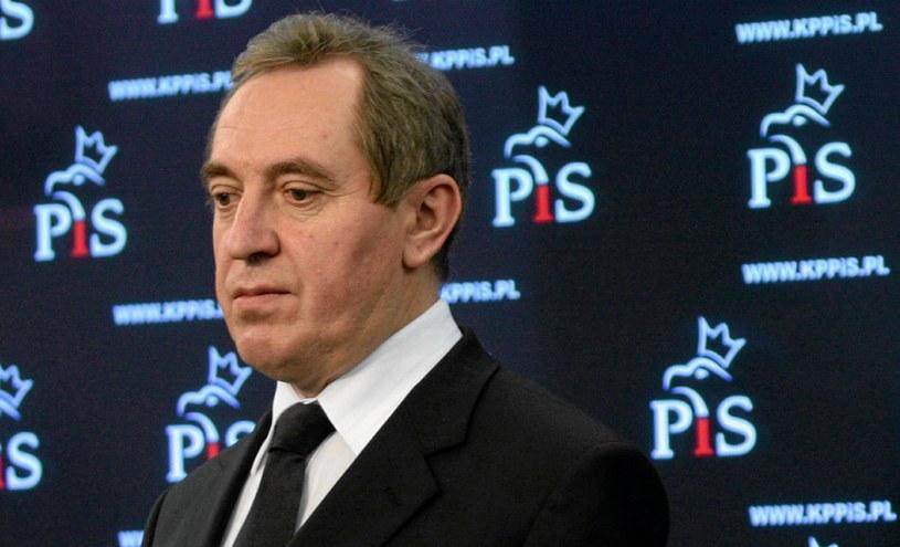 Minister Henryk Kowalczyk. Fot. Sławomir Kamiński Agencja Gazeta /&nbsp