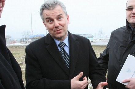 Minister Infrastruktury Cezary Grabarczyk / fot. Tomasz Radzik /Agencja SE/East News