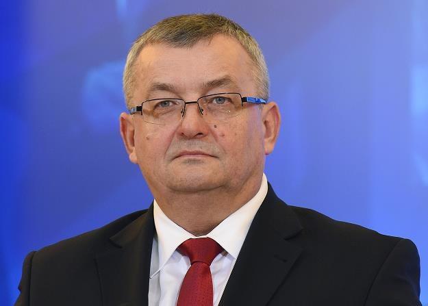 Minister infrastruktury i budownictwa Andrzej Adamczyk /PAP