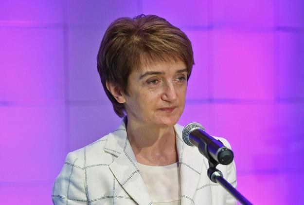 Minister infrastruktury i rozwoju Maria Wasiak /PAP