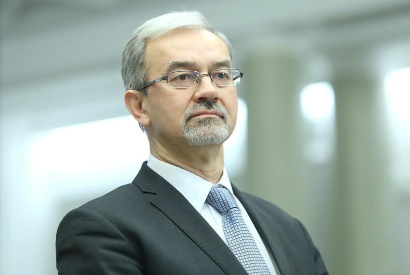Minister inwestycji i rozwoju Jerzy Kwieciński /Stefan Maszewski /Reporter