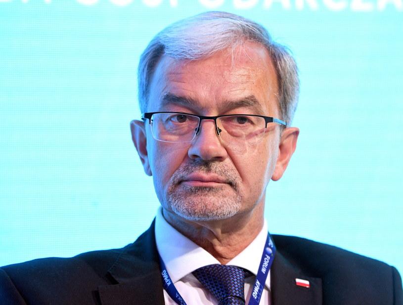 Minister inwestycji i rozwoju Jerzy Kwieciński /Darek Delmanowicz /PAP