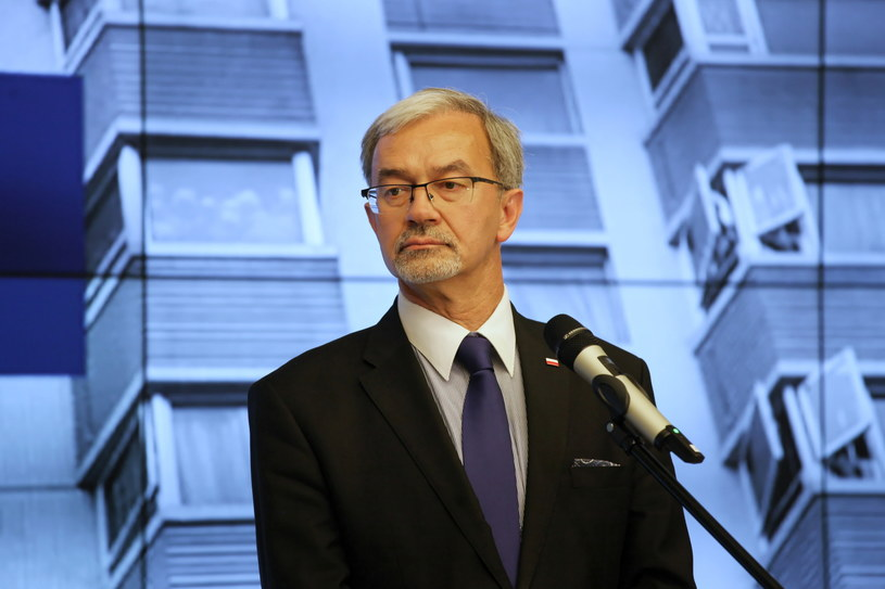 Minister inwestycji i rozwoju Jerzy Kwieciński /Mateusz Marek /PAP