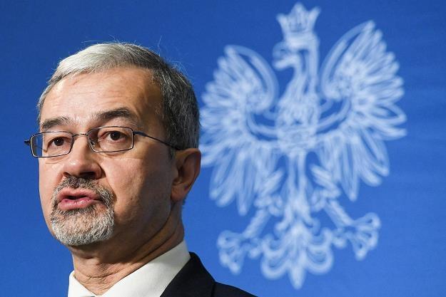 Minister inwestycji i rozwoju Jerzy Kwieciński /PAP