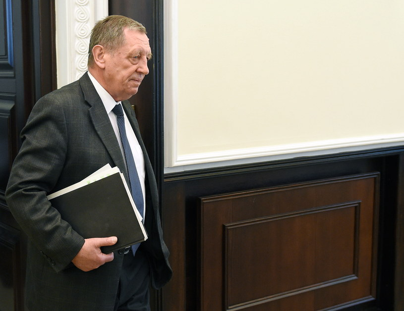 Minister Jan Szyszko /Radek Pietruszka /PAP