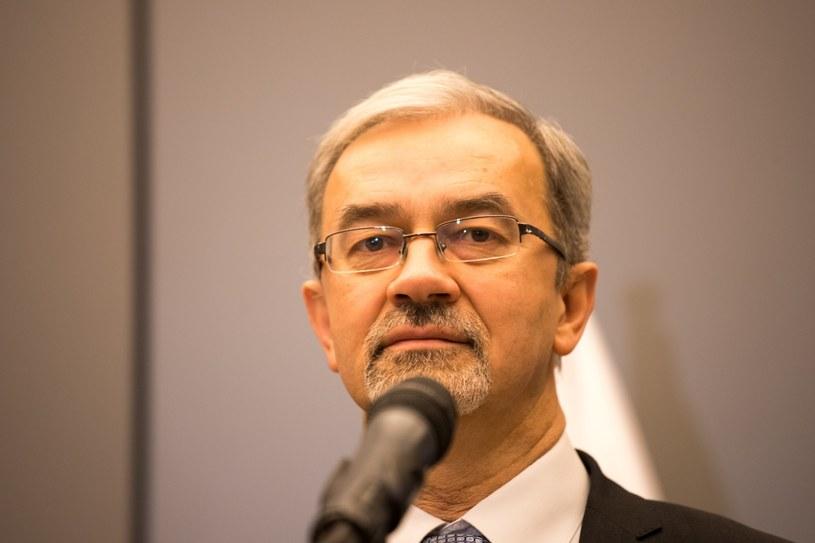 Minister Jerzy Kwieciński /Pawel Wisniewski /East News