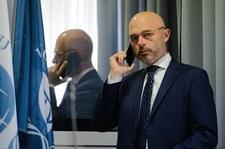 """Minister klimatu z koronawirusem. """"Przebywam w domowej izolacji"""""""