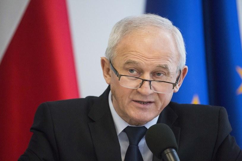 Minister Krzysztof Tchórzewski /Andrzej Hulimka  /Reporter