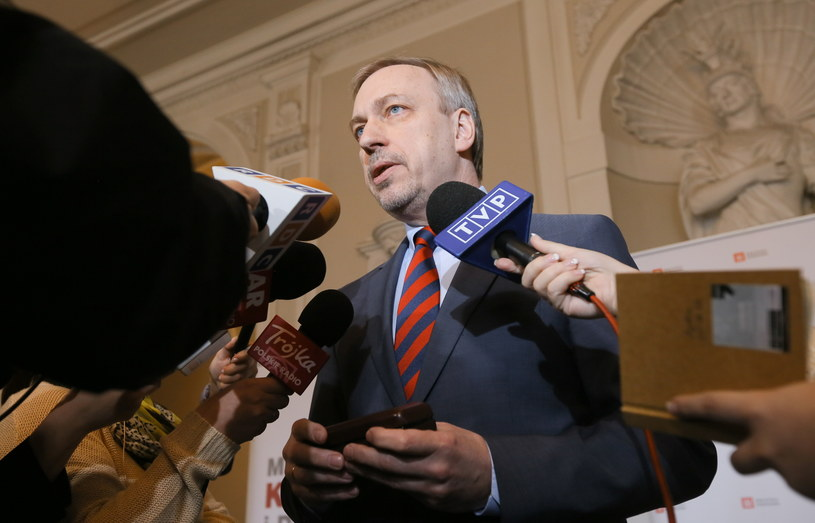 Minister kultury i dziedzictwa narodowego Bogdan Zdrojewski. /Paweł Supernak /PAP