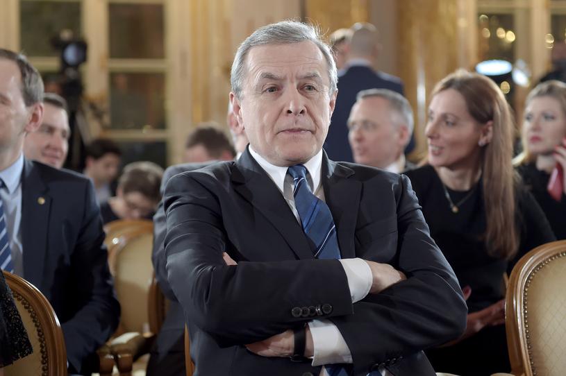 Minister Kultury i Dziedzictwa Narodowego Piotr Gliński /AKPA