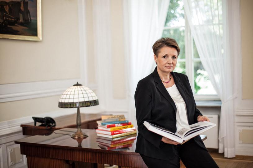 Minister kultury i dziedzictwa narodowego prof. Małgorzata Omilanowska /Ministerstwo Kultury i Dziedzictwa Narodowego