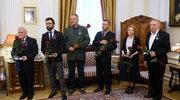 Minister kultury odznaczyła artystów Teatru Narodowego