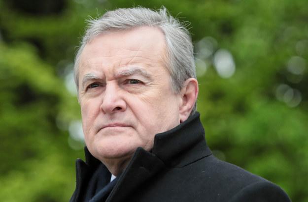Minister kultury Piotr Gliński /Leszek Szymański /PAP