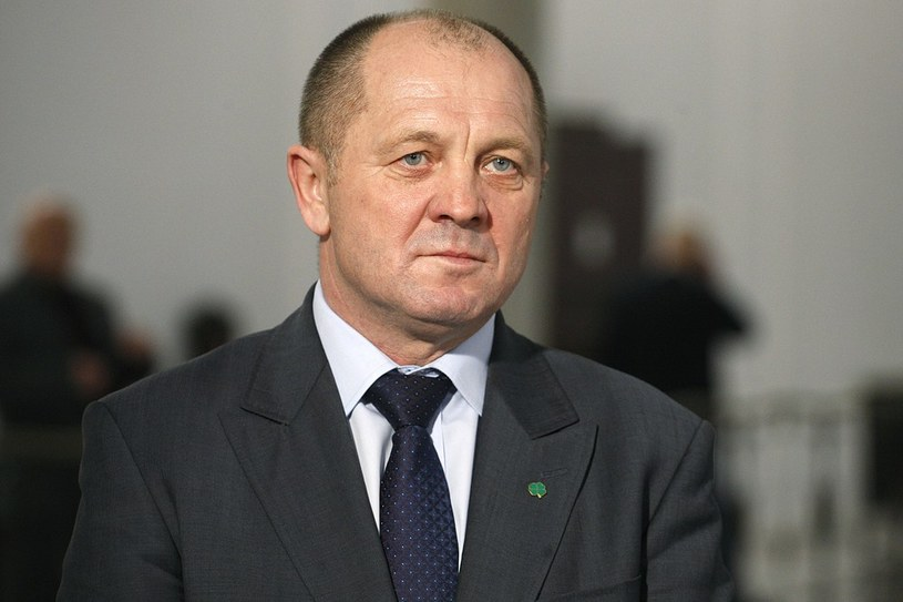 Minister Marek Sawicki /Adam Sawicki /Reporter