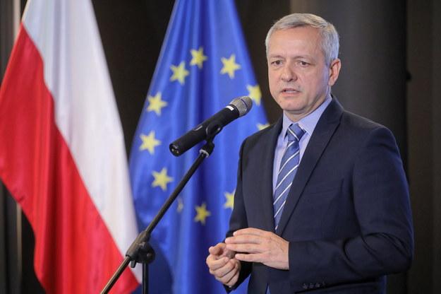 Minister Marek Zagórski cofnął GetBackowi możliwość weryfikacji danych w PESEL /Paweł Supernak /PAP