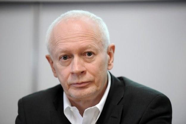 Minister Michał Boni. Fot. PIOTR BLAWICKI /Agencja SE/East News