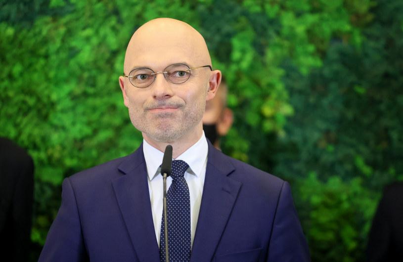 Minister Michał Kurtyka /Paweł Wodzyński /East News