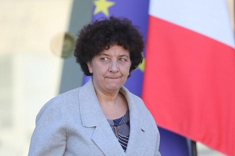 Minister nauki i szkolnictwa wyższego Francji Frederique Vidal /LUDOVIC MARIN/AFP /AFP