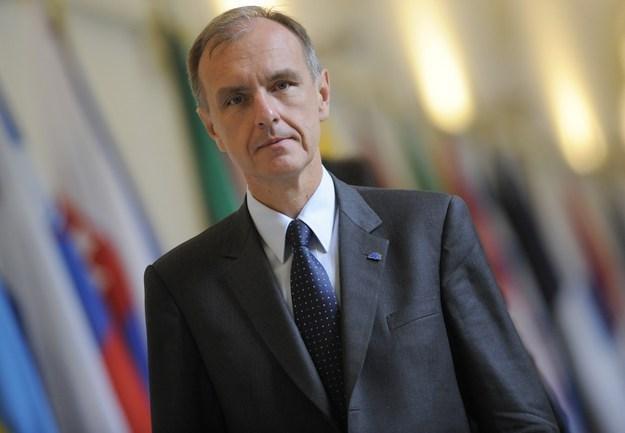 Minister Obrony Narodowej Bogdan Klich /AFP
