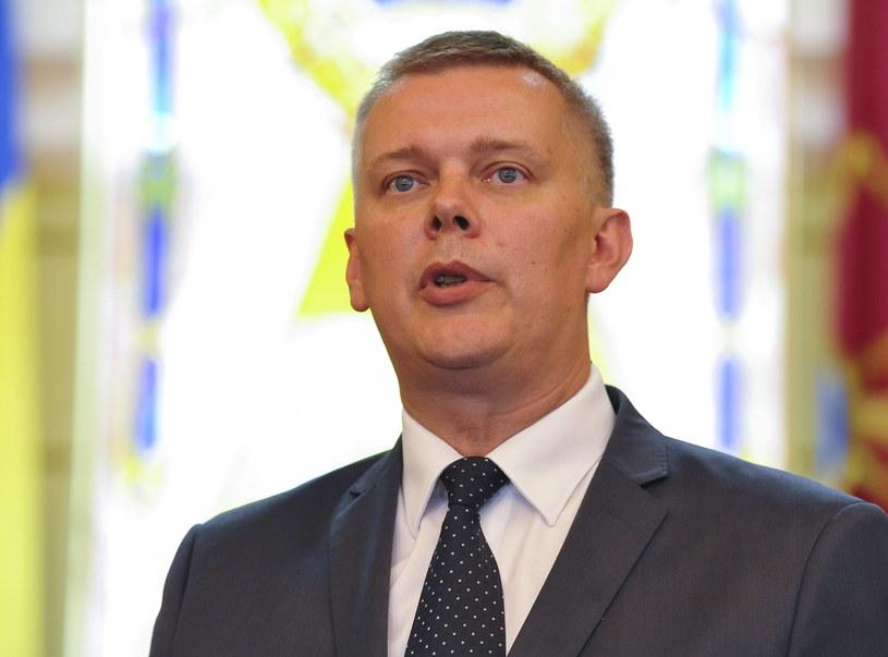 Minister obrony narodowej Tomasz Siemoniak /PAP/EPA