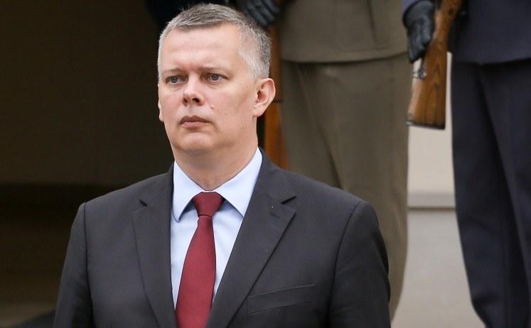 Minister obrony Tomasz Siemoniak /Paweł Supernak /PAP