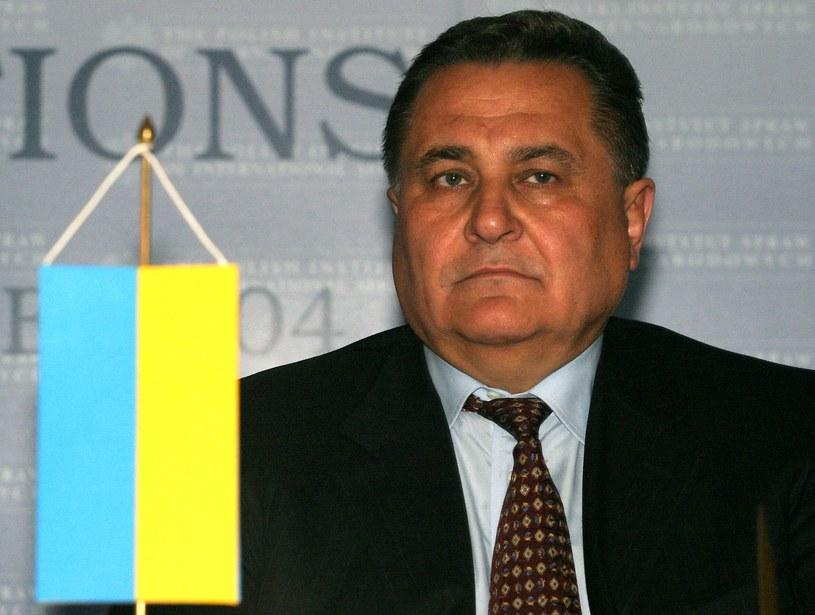 Minister Obrony Ukrainy Jewhen Marczuk / Maciej Macierzyński /East News