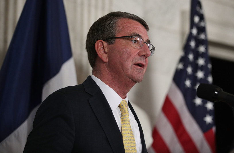 Minister obrony USA Ash Carter /Getty Images