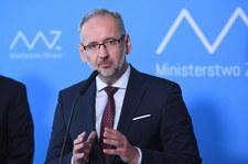 Minister ogłosił strategię walki z pandemią koronawirusa na jesień