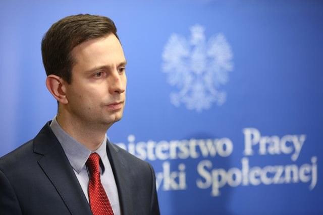 Minister pracy i polityki społecznej Władysław Kosiniak-Kamysz /Leszek Szymański /PAP