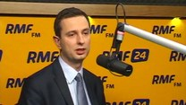 Minister pracy odpowiada na pytania słuchaczy RMF FM