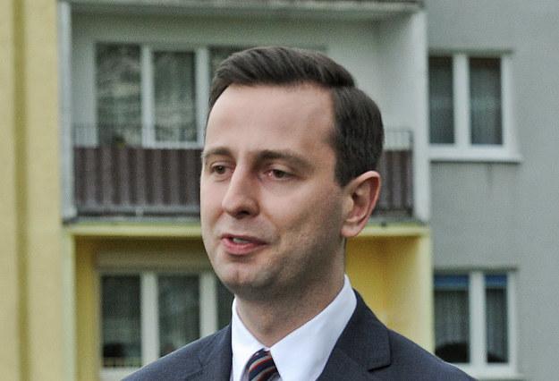Minister pracy Władysław Kosiniak-Kamysz /PAP