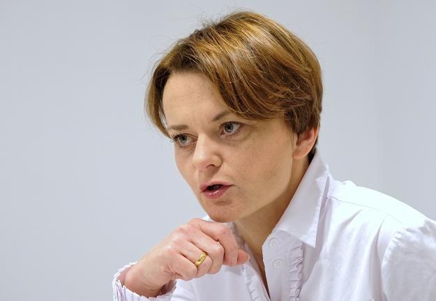 Minister przedsiębiorczości i technologii Jadwiga Emilewicz /PAP