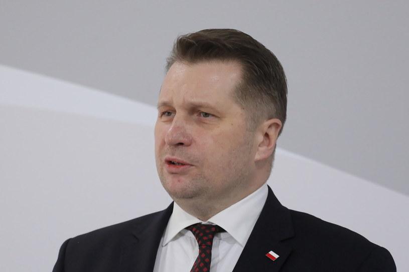 Minister Przemysław Czarnek /Paweł Supernak /PAP