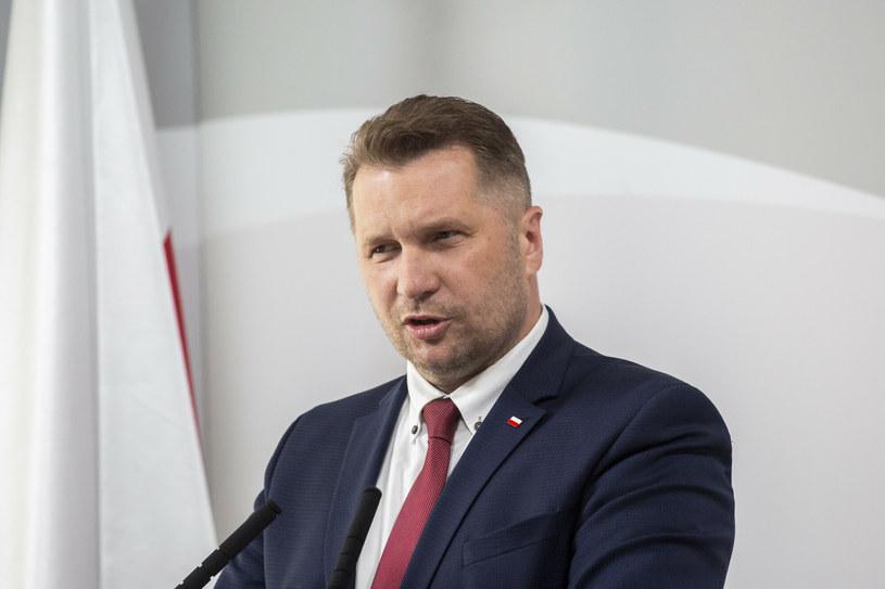 Minister Przemysław Czarnek /Marek Berezowski /East News