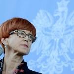 Minister Rafalska szacuje, że ok. 25 proc uprawnionych do emerytury może przedłużyć aktywność zawodową
