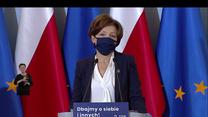 Minister rodziny apeluje do seniorów: Zostańcie w domach (Polsat News)