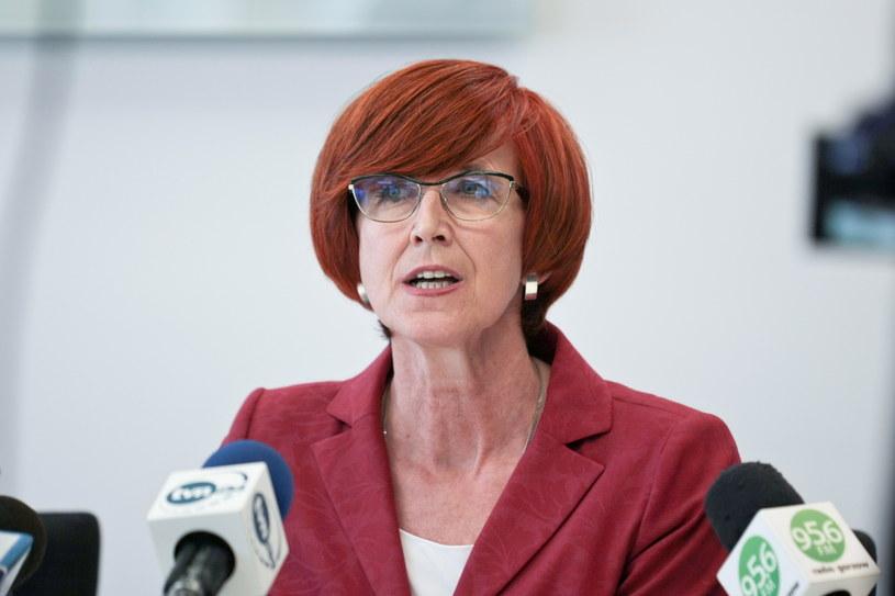 Minister rodziny, pracy i polityki społecznej Elżbieta Rafalska /Lech Muszyński /PAP