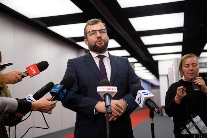 Minister rolnictwa i rozwoju wsi Grzegorz Puda /Jakub Kaczmarczyk   /PAP